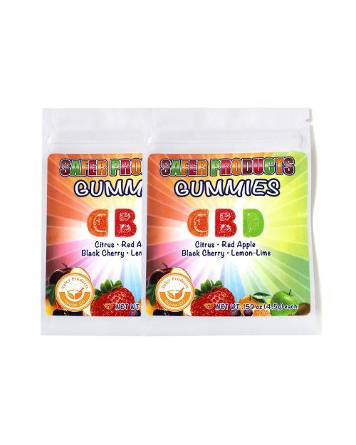 Vegan Gummy Letters 2 Pack