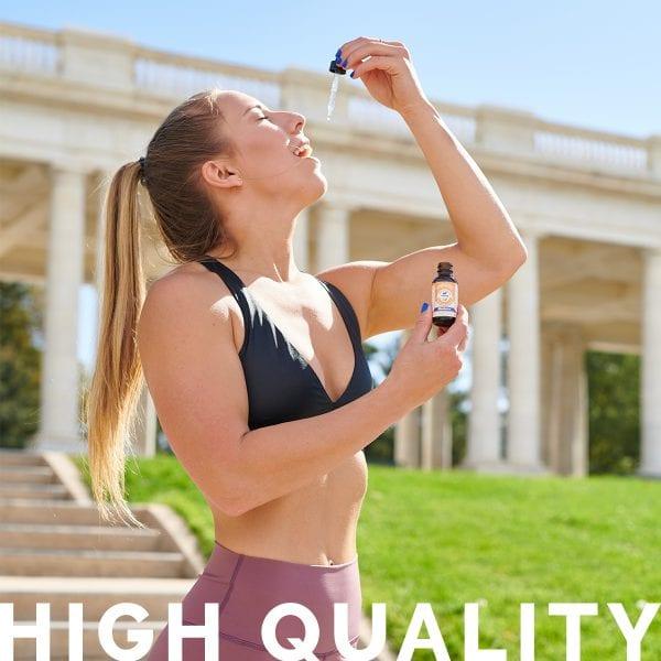 High Quality CBD Hemp Oils