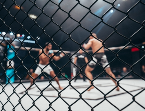 MMA Fighters Combat Aches & Pains with CBD Topicals