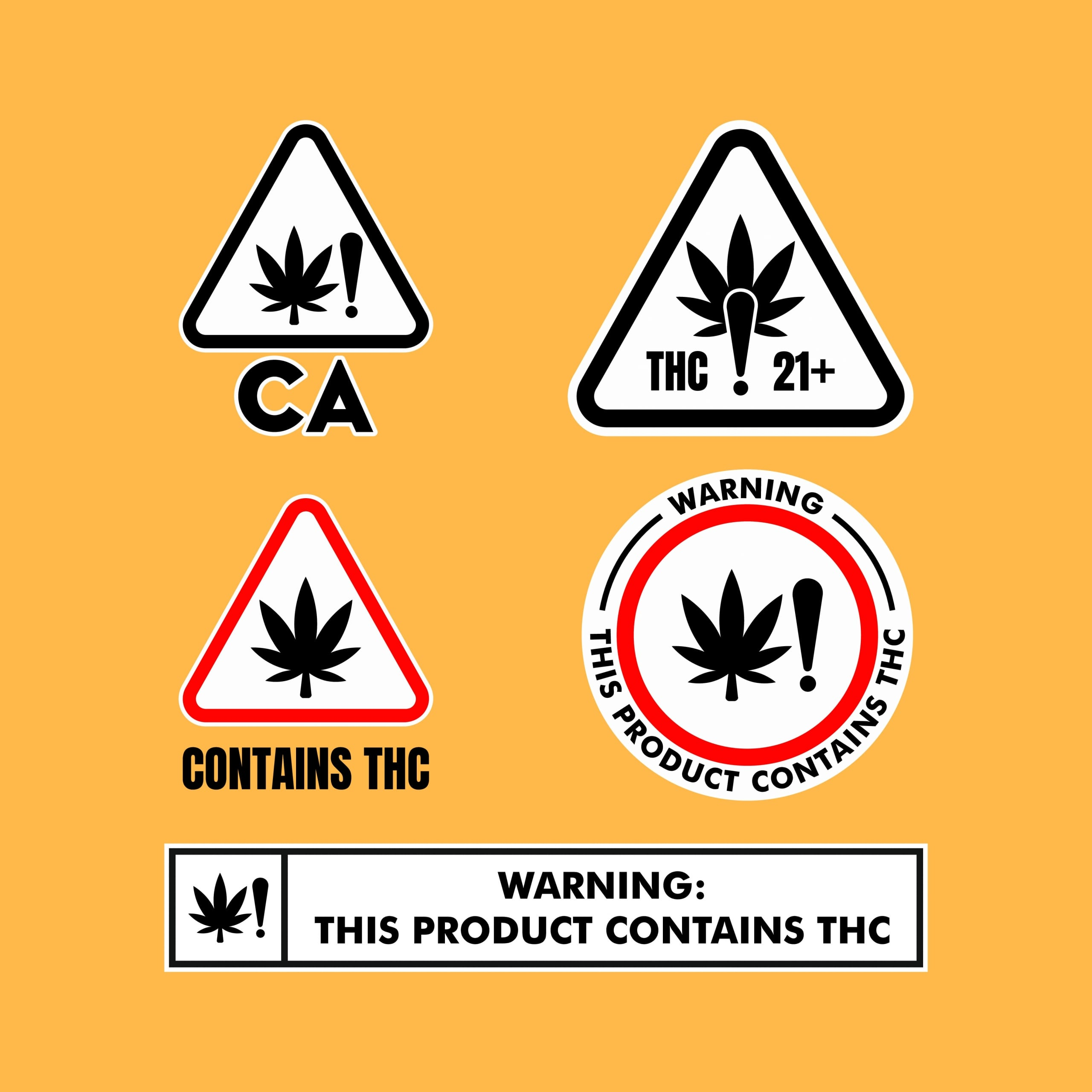 Cannabis Packaging Child-Safety Tips