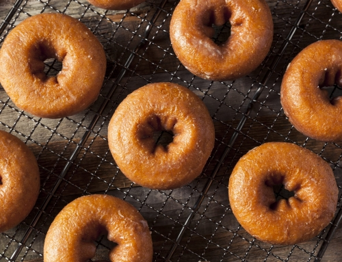 CBD Pumpkin Spiced Donuts Recipe