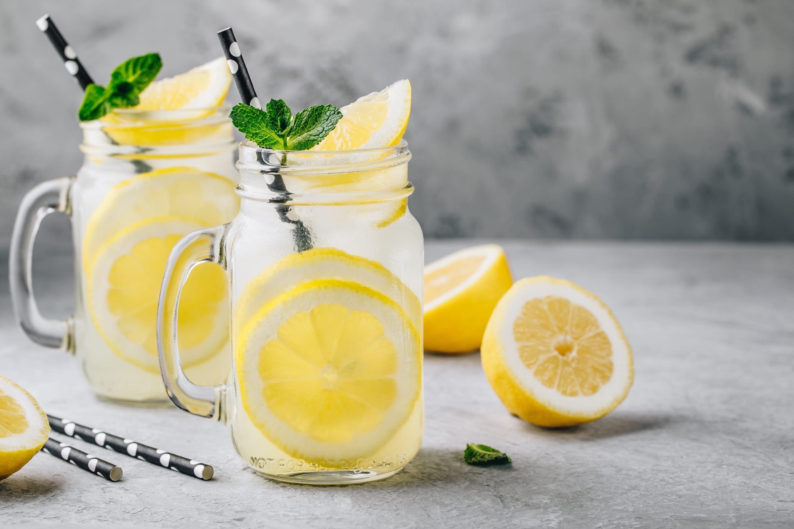 CBD Honey Lemonade Recipe