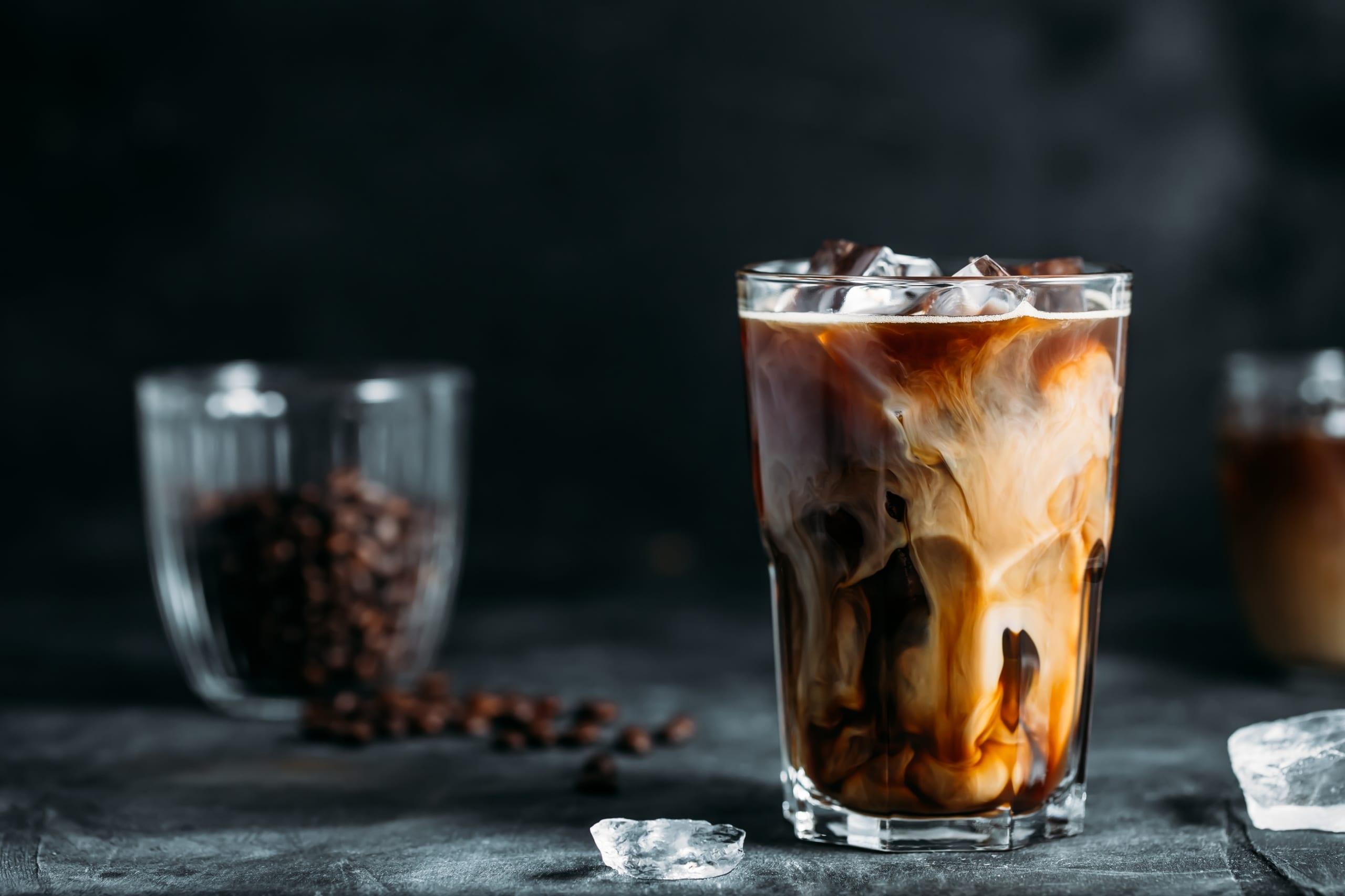 CBD Iced Coffee Recipe