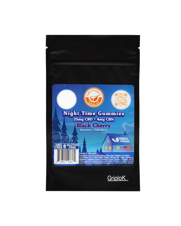 CBN Night Time Gummies